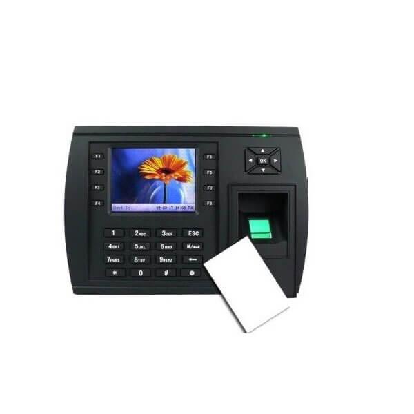 Máy chấm công vân tay và thẻ cảm ứng Mita 5800C
